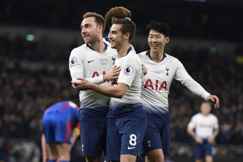 Điềm lành nhà mới của Tottenham - ảnh 1