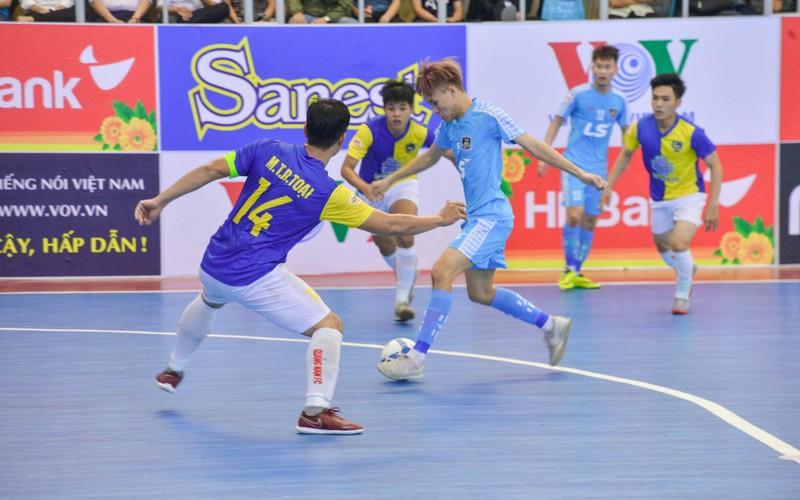 Khai mạc giải Futsal quốc gia: Hứa hẹn sự bùng nổ - ảnh 1