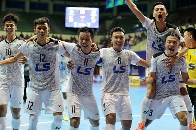 Khai mạc giải Futsal quốc gia: Hứa hẹn sự bùng nổ - ảnh 3