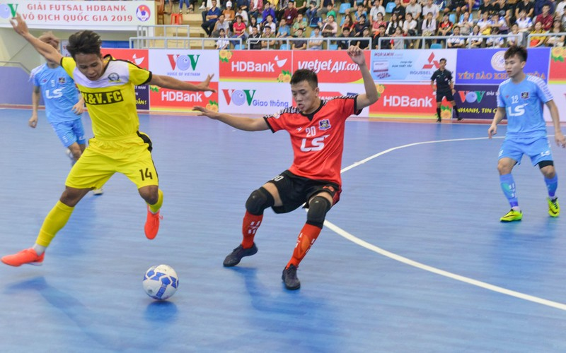 Khai mạc giải Futsal quốc gia: Hứa hẹn sự bùng nổ - ảnh 2