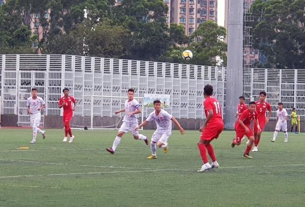Việt Nam thắng khó Singapore đúng phút cuối bằng quả penalty - ảnh 1