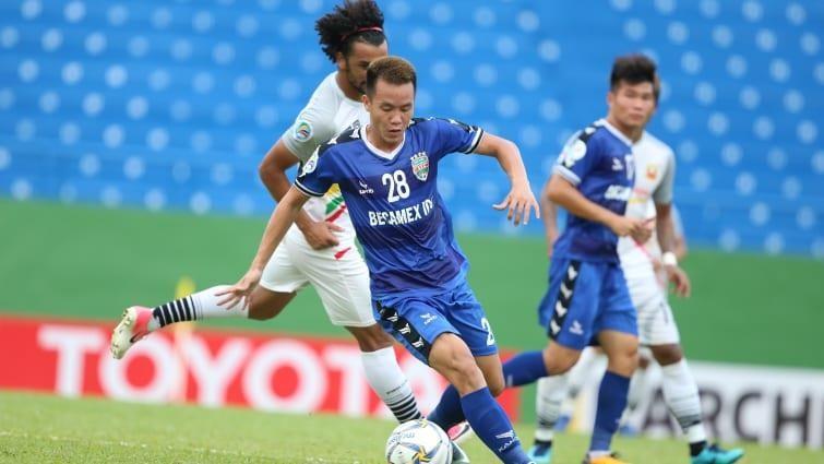 Tô Văn Vũ đoạt danh hiệu 'bàn thắng đẹp nhất tuần' AFC Cup - ảnh 1