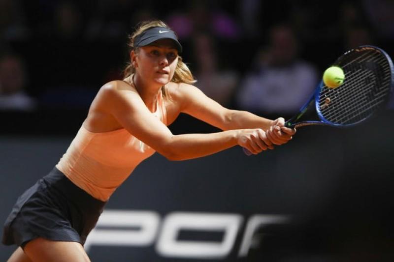 Người đẹp Nga lại rút khỏi giải WTA Roma - ảnh 1