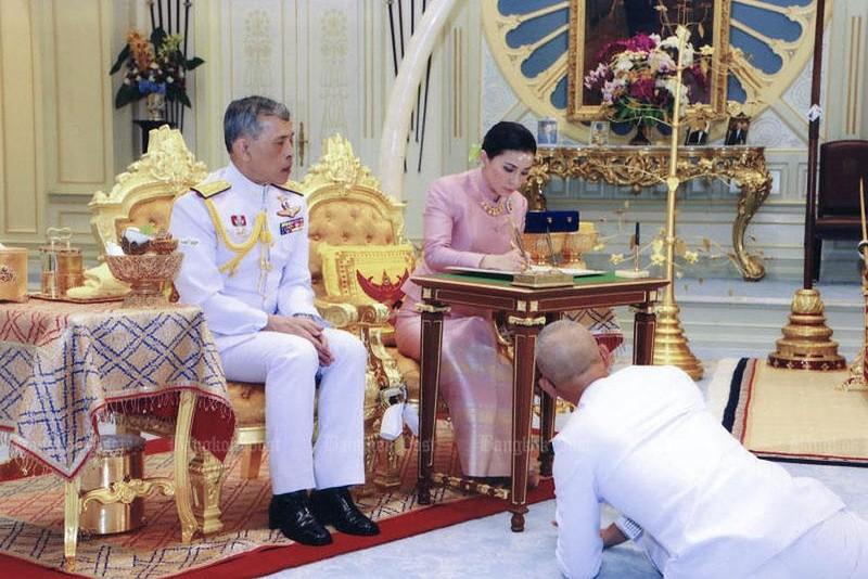 Vua Thái Lan là một nhà thể thao lớn - ảnh 6