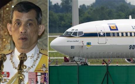 Vua Thái Lan là một nhà thể thao lớn - ảnh 5