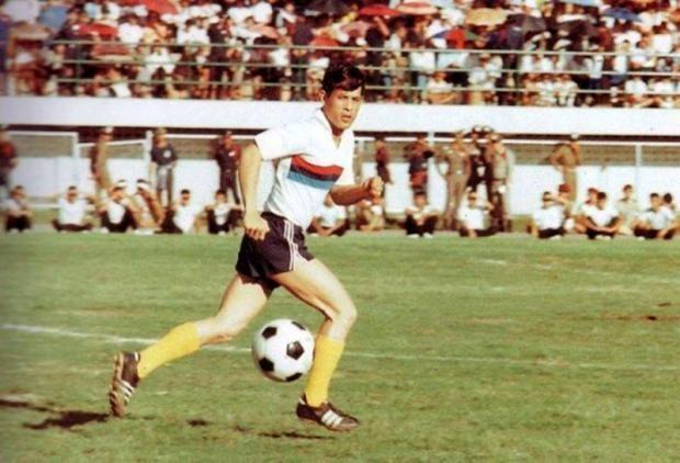 Vua Thái Lan là một nhà thể thao lớn - ảnh 1