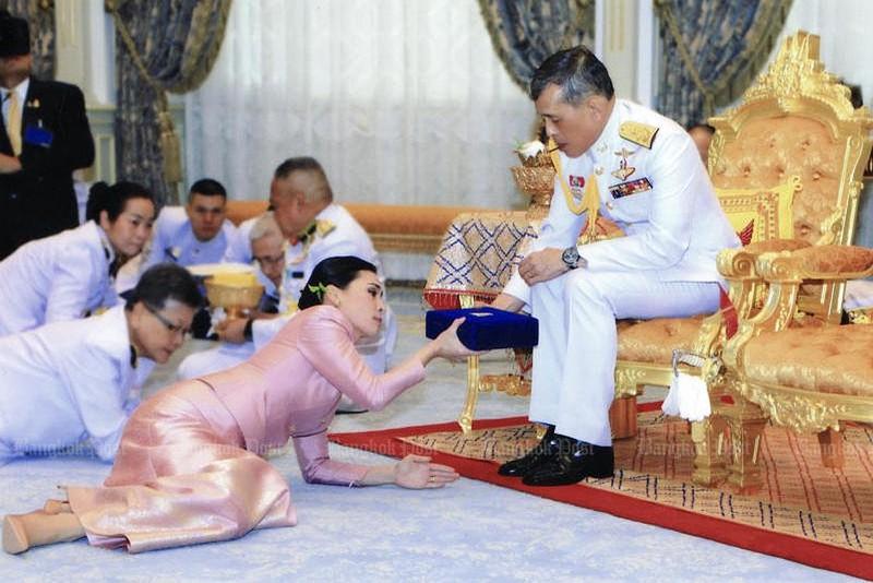 Vua Thái Lan là một nhà thể thao lớn - ảnh 2