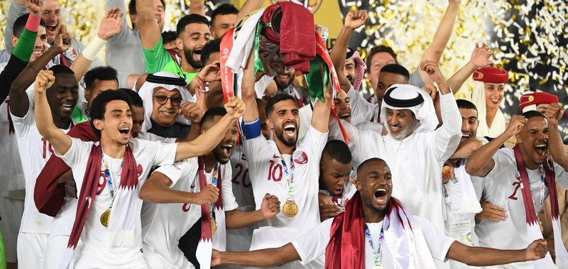 Vô địch châu Á, Qatar... lên đời  - ảnh 1