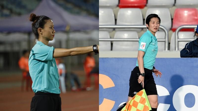 B. Bình Dương 'đụng' trọng tài nữ ở cúp châu Á - ảnh 3