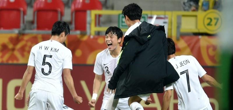 World Cup U-20: Đông Á vẫn hay hơn Tây Á - ảnh 3