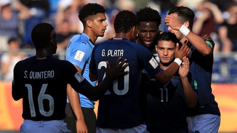 World Cup U-20: 'Đàn em của Suarez' bật bãi trước Ecuador - ảnh 1