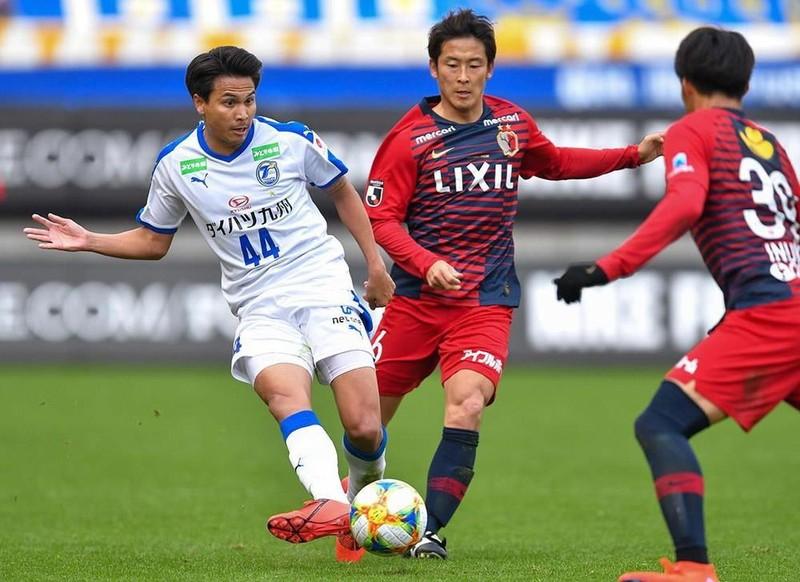 Thái Lan trông chờ hai ngôi sao J-League ở King's Cup - ảnh 3