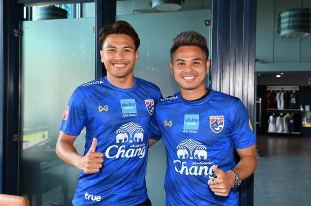 Thái Lan trông chờ hai ngôi sao J-League ở King's Cup - ảnh 1