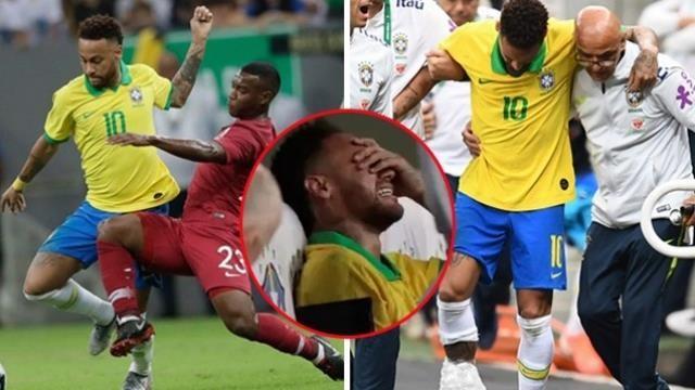 Họa vô đơn chí với siêu sao Neymar - ảnh 2