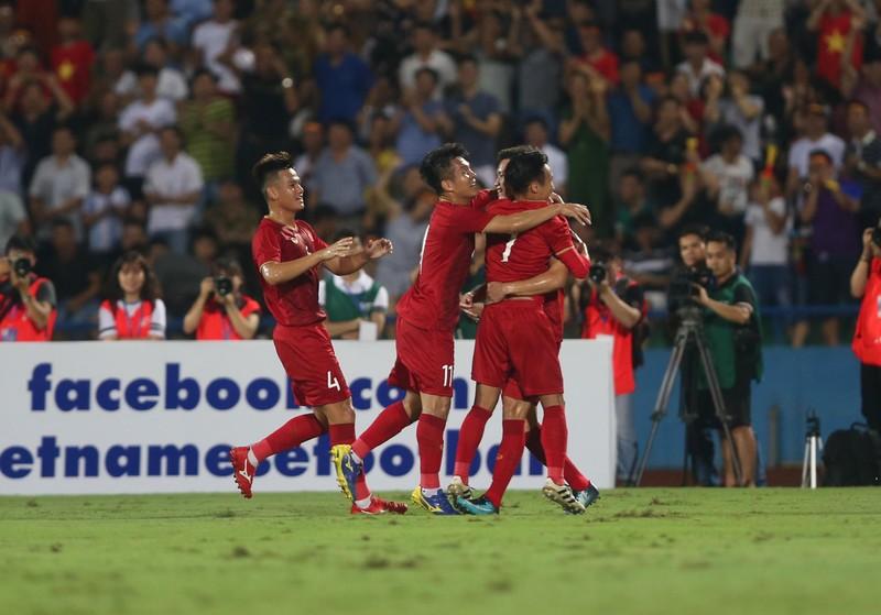 Thiếu nhiều trụ cột, U-23 Việt Nam vẫn thắng dễ U-23 Myanmar - ảnh 6