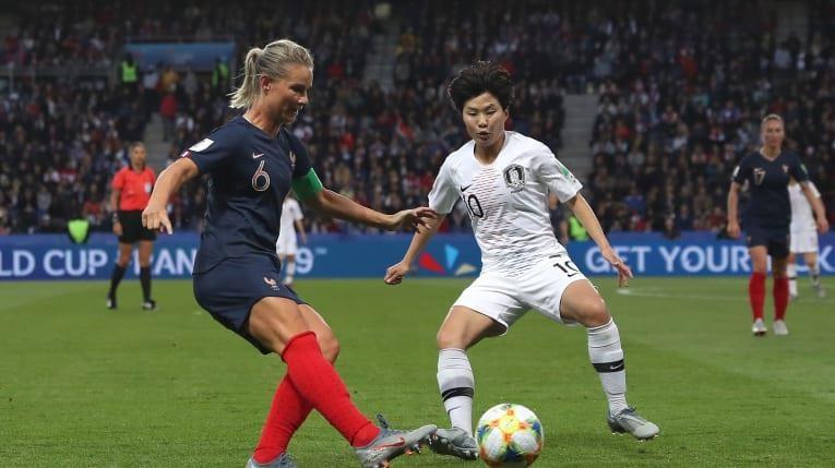 Châu Á khởi đầu nan tại sân chơi World Cup - ảnh 2