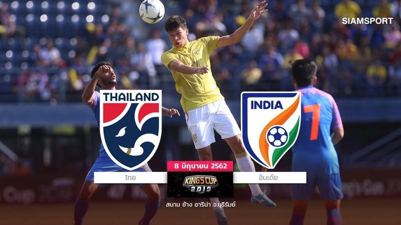 Tranh hạng 3 King's Cup: Thái Lan lại thua Ấn Độ - ảnh 3