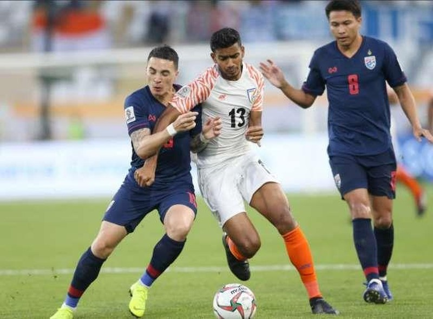 Tranh hạng 3 King's Cup: Thái Lan lại thua Ấn Độ - ảnh 1