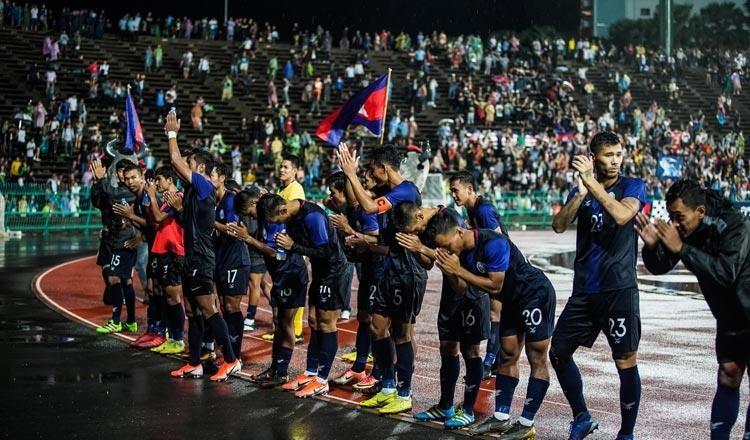 HLV Honda quyết đưa tuyển Campuchia 'cùng mâm' với Việt Nam - ảnh 2