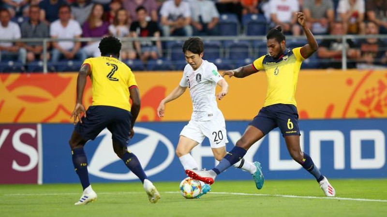 Sốc: Hàn Quốc vào chung kết World Cup U-20 - ảnh 2