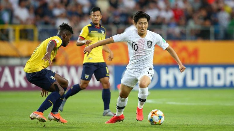 Sốc: Hàn Quốc vào chung kết World Cup U-20 - ảnh 1