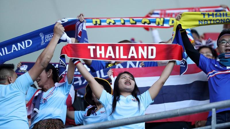 World Cup 2019: Thái Lan 13 lần vào lưới nhặt bóng - ảnh 4