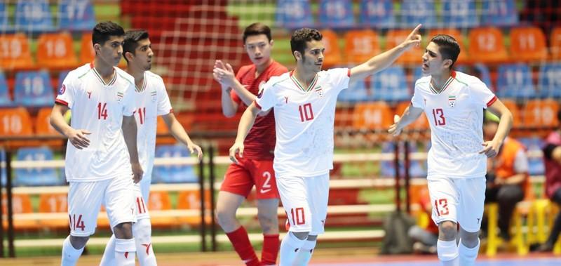 VCK Futsal U-20 châu Á: Việt Nam giải mã Tajikistan - ảnh 2