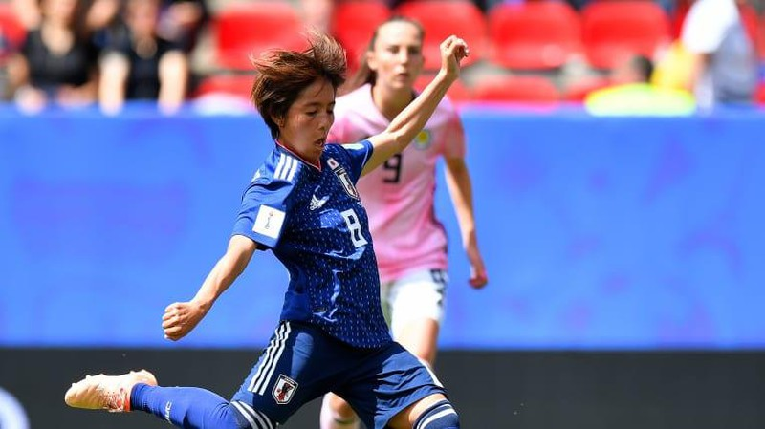 World Cup 2019: Nhật đánh bại Scotland vươn lên nhì bảng - ảnh 2