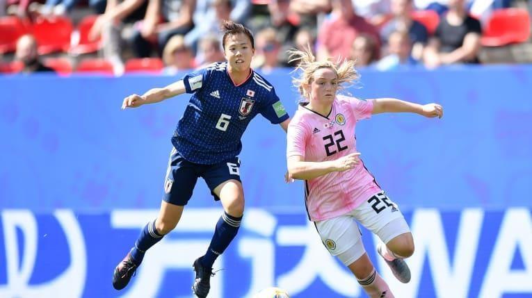 World Cup 2019: Nhật đánh bại Scotland vươn lên nhì bảng - ảnh 1