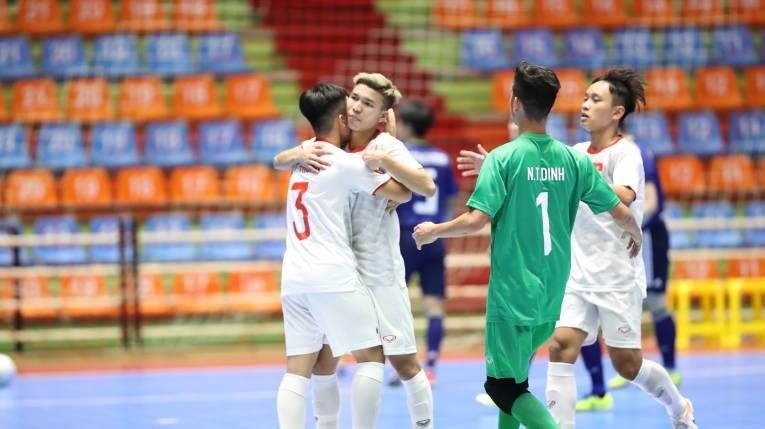 Thua Nhật, Việt Nam gặp Indonesia ở tứ kết - ảnh 1
