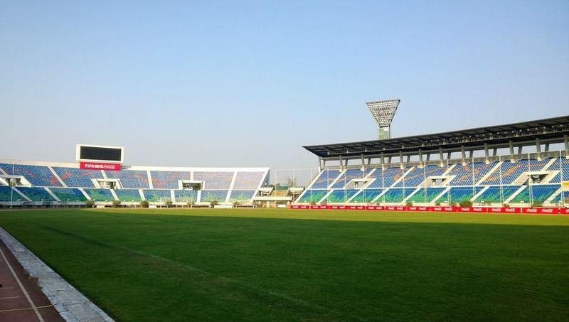 Myanmar và Thái Lan đăng cai World Cup U-20? - ảnh 1