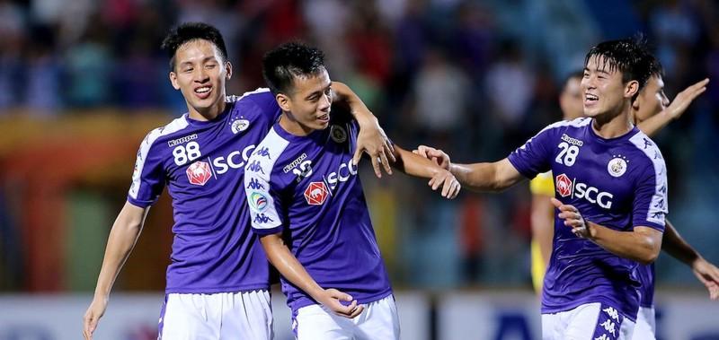 Đánh bại 'tuyển Philippines thu nhỏ', CLB Hà Nội vào chung kết - ảnh 3