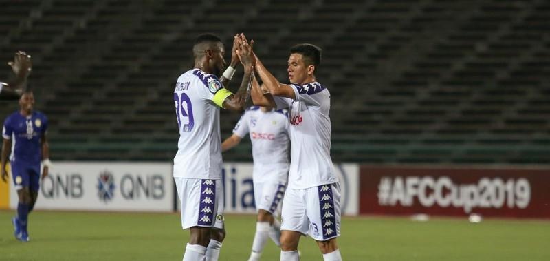 Hoàng Vũ Samson: Chúng tôi muốn vô địch AFC Cup - ảnh 1