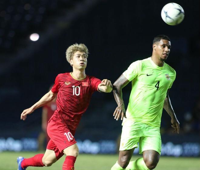 Đối thủ của tuyển Việt Nam gặp Mỹ ở tứ kết Gold Cup - ảnh 1