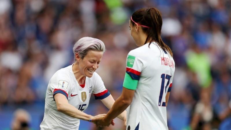 Bán kết World Cup 2019: Anh - Mỹ đại chiến - ảnh 2