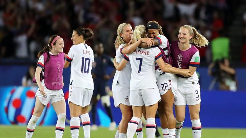 Bán kết World Cup 2019: Anh - Mỹ đại chiến - ảnh 1