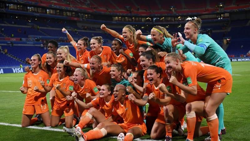 World Cup 2019: Mỹ, Hà Lan tranh 'ngôi hậu' - ảnh 2