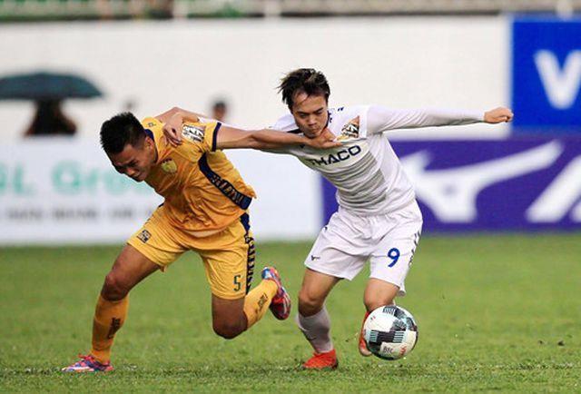 Xuân Trường từ Thai- League trở lại V- League - ảnh 1