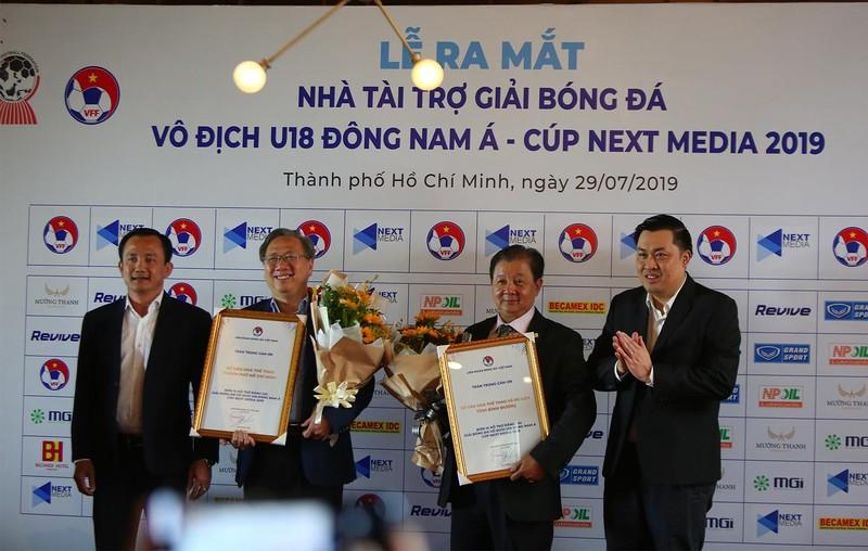Giải U18 Đông Nam Á vào cửa miễn phí: Chủ nhà VN vào bảng căng - ảnh 1