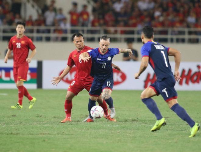 Bại tướng của tuyển Việt Nam gọi 39 cầu thủ cho hai mục tiêu - ảnh 1