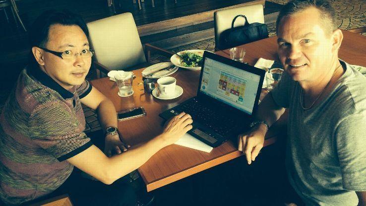 HLV U-18 Malaysia choáng ngợp với dàn tài năng trẻ Đông Nam Á - ảnh 5