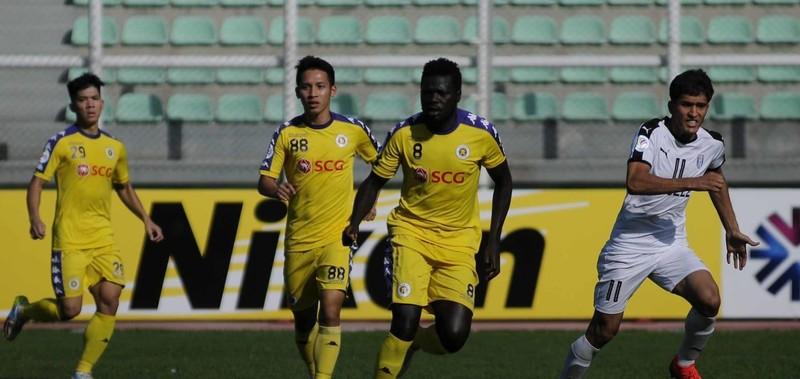 Văn Quyết lập cú đúp, Hà Nội loại Altyn Asyr ở bán kết AFC Cup - ảnh 1