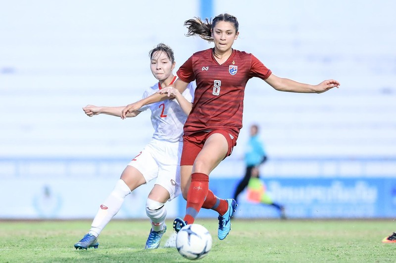 Tuyển Thái Lan dùng đội hình dự World Cup trong trận thua VN - ảnh 1