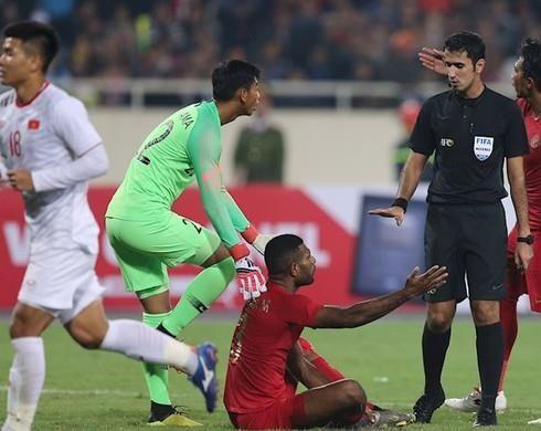 Trọng tài mang vận son cho U-23 VN bắt chính trận Thái Lan-VN - ảnh 1