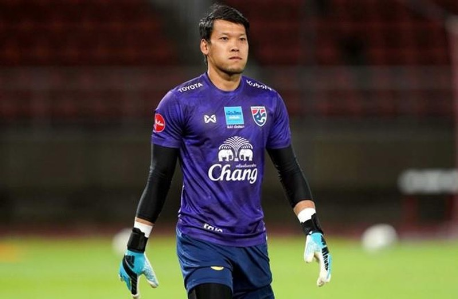 Vì sao HLV Nishino chọn thủ môn Siwarak chạm trán Việt Nam? - ảnh 2