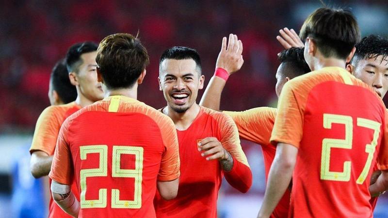 Tiến Linh lập cú đúp, U-22 Việt Nam thắng dễ U-22 Trung Quốc - ảnh 2