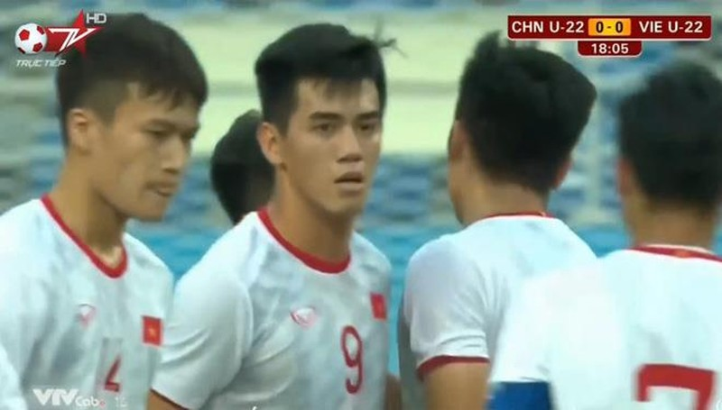 Tiến Linh lập cú đúp, U-22 Việt Nam thắng dễ U-22 Trung Quốc - ảnh 3