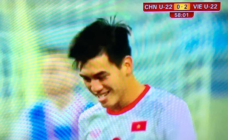 Tiến Linh lập cú đúp, U-22 Việt Nam thắng dễ U-22 Trung Quốc - ảnh 5