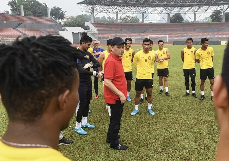 Chủ tịch FAM: 'Nhìn ánh mắt cầu thủ Malaysia, tôi thấy họ sợ' - ảnh 3
