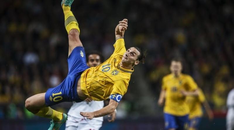 Ibrahimovic được dựng tượng nơi quê nhà - ảnh 1